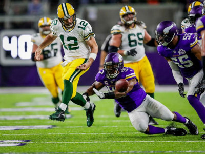 The rambling, non-recap Packers game review: Week 2 vs. Vikings