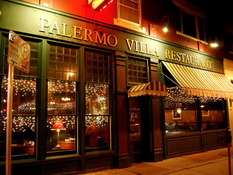 Palermo Villa Italian Restaurant Milwaukee