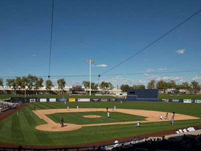 Brewers spring training Image