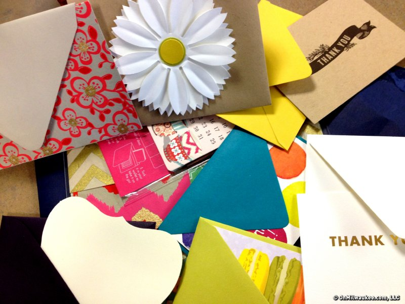 Paper Source, opening at Bayshore on Sept. 20, is a paperie, gift and scrapbooking destination.