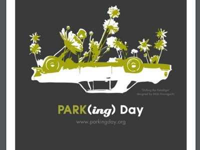 (PARK)ing Day returns Image