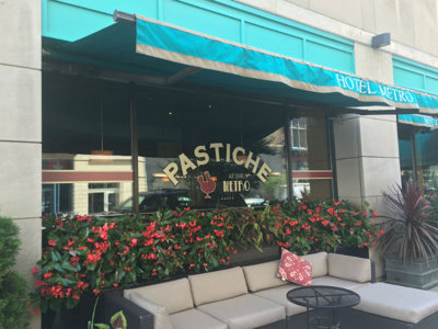 Pastiche Downtown Image