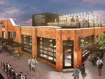 Rooftop patio and more slated for Good City Brewing