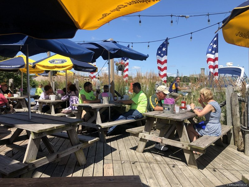 7 perfect patios for savoring the final days of summer