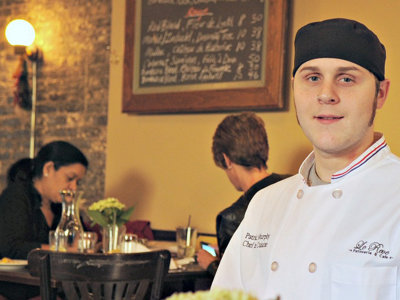 Featured chef: Le Reve's Patrick Murphy