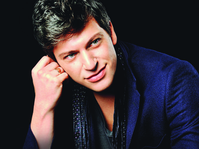 A chat with Festa Italiana headliner Patrizio Buanne
