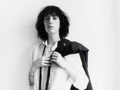 Patti Smith gig announced Image