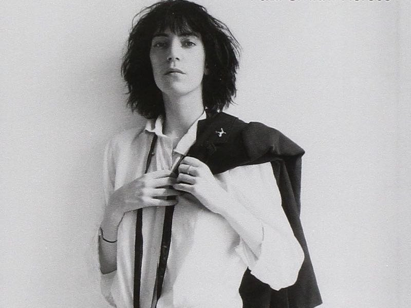 The Patti Smith Band performs Thursday, March 9 at the Milwaukee Theatre.