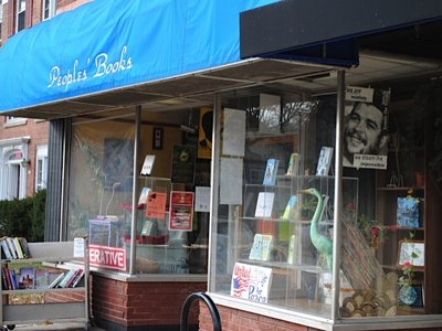 People's Books is moving