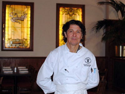 Featured chef: Turner Hall's Thomas Peschong
