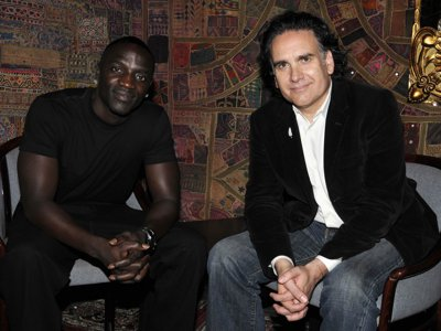 Buffett and Akon urge you to find something to do