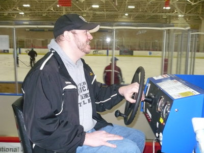 Ice is a way of life for Pettit Center's Jason Piche