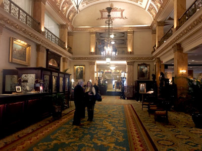 Approachable Victorian elegance awaits at The Pfister Hotel