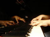 Piano lessons provide more than music instruction Image