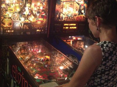 Skilled players put competitive pinball scene into full tilt