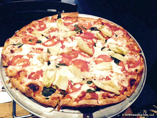 Pizza Man Tosa A Milwaukee Classic Goes West On Friday