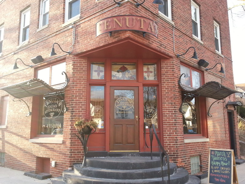 Tenuta's Italian Restaurant opened back in Bay View in December 2003.