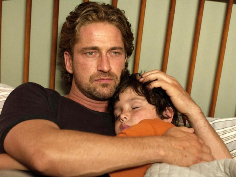 "Gerard Butler in ""Playing for Keeps,"" in theaters now."