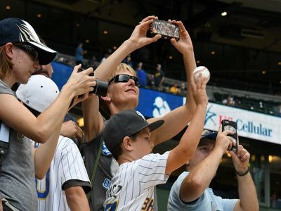 Hey Brewers fans: Playoff chances don't come around often Image