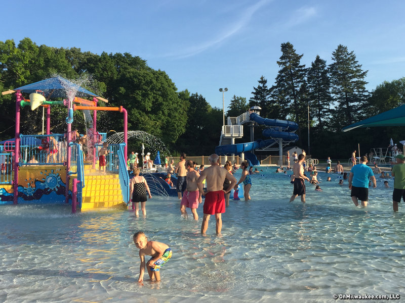 Milwaukee County Parks pools guide