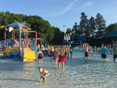 Milwaukee County Parks pools guide, 2016