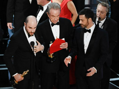 LISTEN: An analysis and autopsy of the 2017 Oscars Image