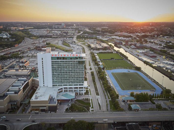 South Suburbs New Casino