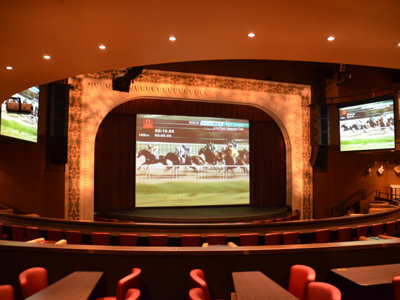 Watch the Derby at Potawatomi