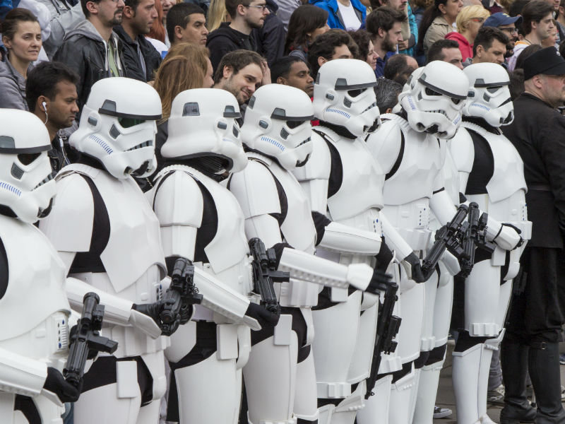 "The fate of ""Star Wars"" and film in general? Preorders."