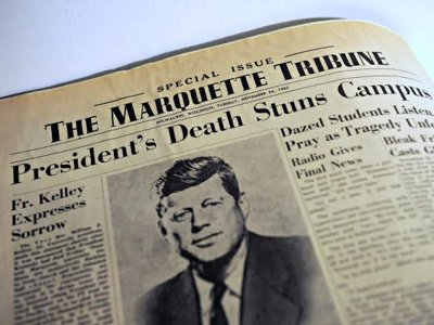 Milwaukeeans share stories from the day JFK died