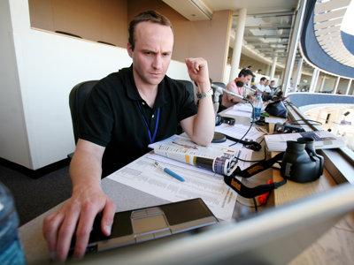 Milwaukee Talks: Brewers announcer Cory Provus