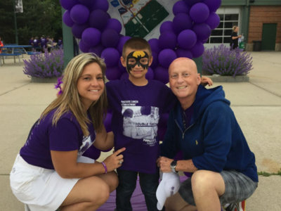 One man's fight against pancreatic cancer