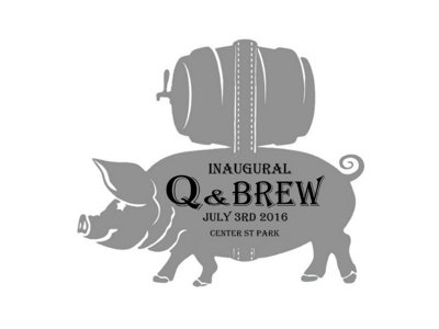 Inaugural Q & Brew to take place at Center Street Park this weekend
