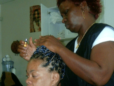 North Side salon specializes in braids, dreads