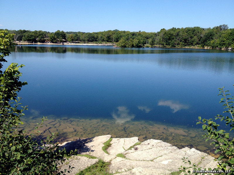 Bobby tanzilo 39 s blogs area parks boast quarry lakes that for Quarry lakes fishing