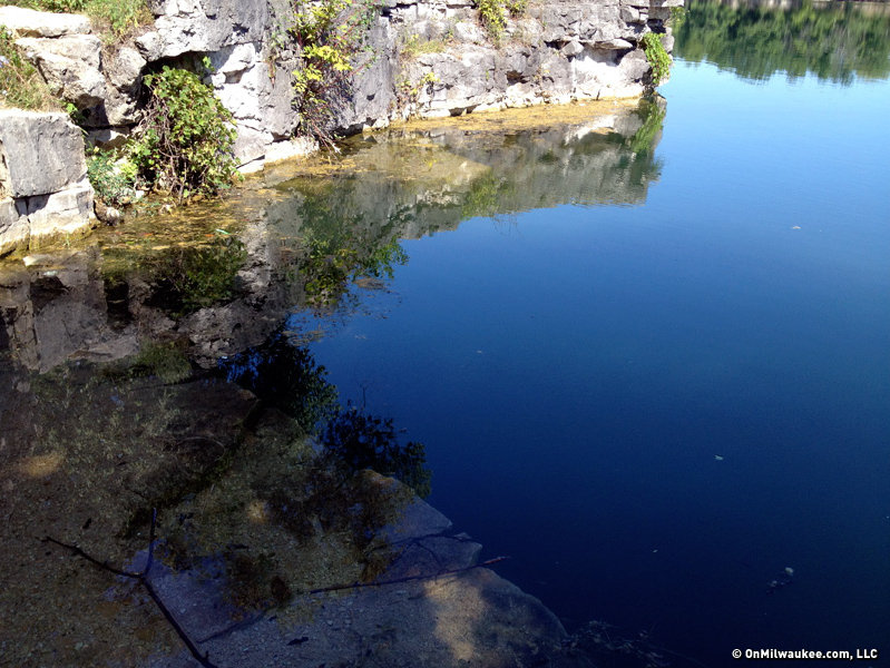 Area parks boast quarry lakes that offer fun and history
