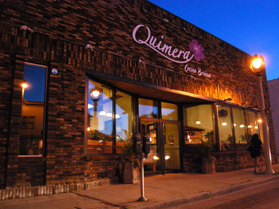 Quimera wows with authenticity, service, flavor