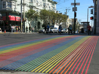 Could Milwaukee be the next city with rainbow crosswalks?