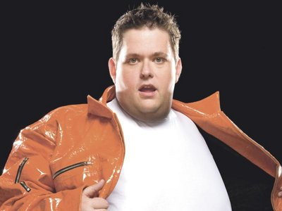 Ralphie May talks to OMC Image