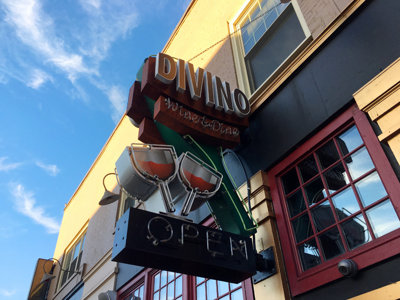 Rapid Review: Divino Wine & Dine