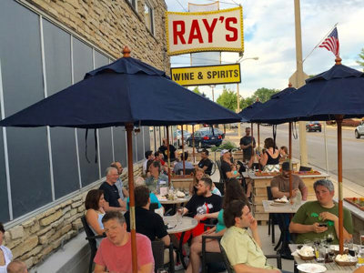Ray's Wine & Spirits improves a lot & celebrates 56 years on Sunday