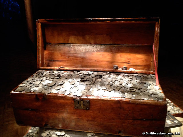 How were original treasure chests constructed? - by Adam D ...