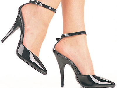 Classic pumps will never go out of style.