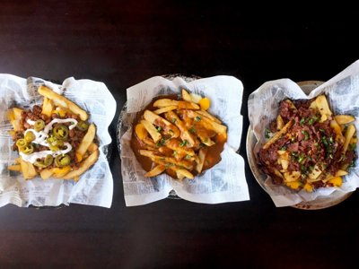 Eat this now: Build your own poutine at Red Lion Pub Image
