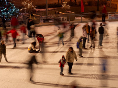 Red Arrow Park's Slice of Ice opening delayed indefinitely