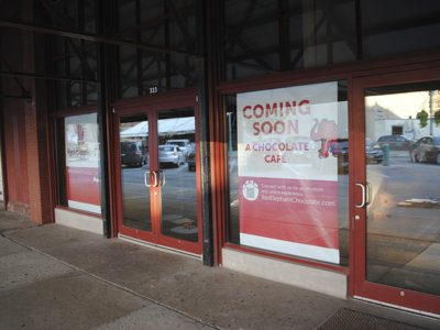 Don't forget: Red Elephant Chocolate is coming to Third Ward