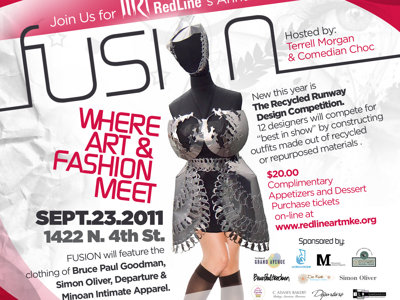 RedLine's annual fashion show hits the runway