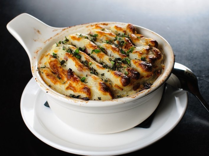 Shepherd's pie will be on Red Lion's menu.