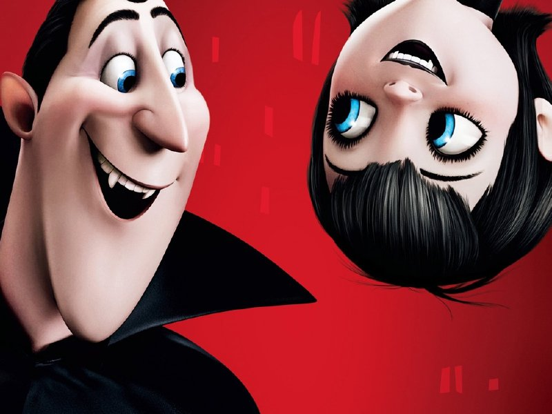 """Reel Movies for Real Needs"" presents ""Hotel Transylvania"" Oct. 6."