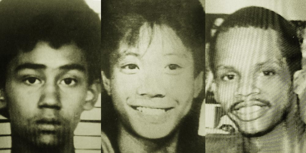 A Lineup Of Three Jeffrey Dahmer S Victims